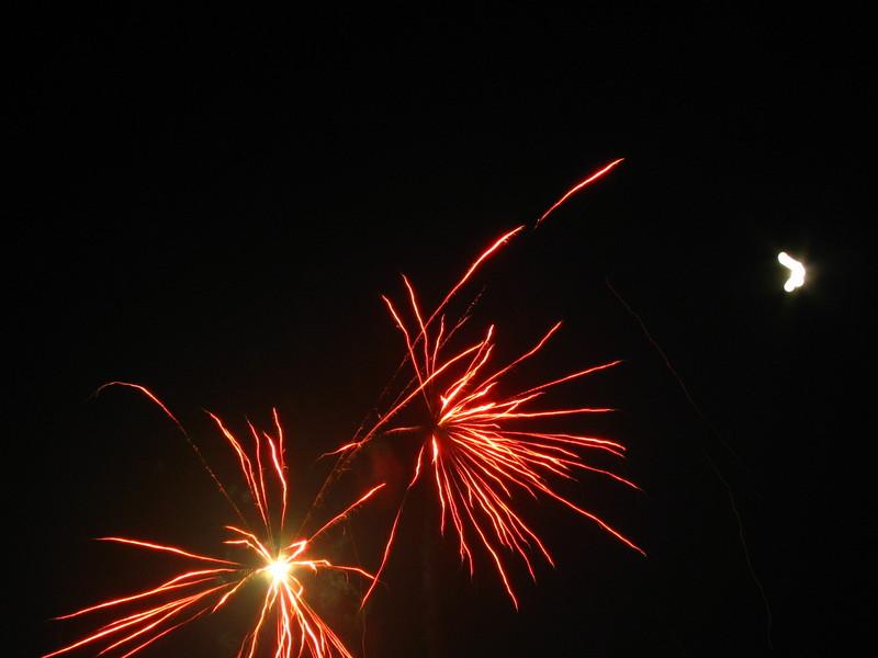 Christmas Fireworks (10/11)